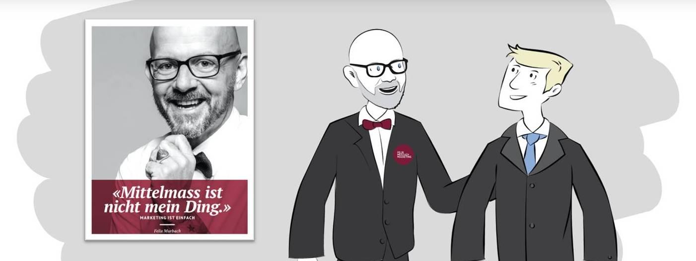 Marketing ist einfach – Das Video zum Buch