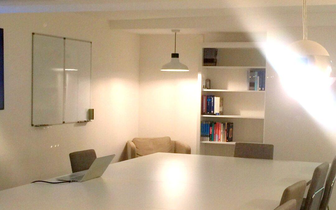 Ihr neuer Workspace?